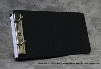 Order meter reader binder, 2 ring, cam lok, custom binder, made to